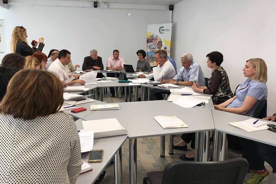 Перше засідання робочої групи з розробки Стратегії сталого розвитку м. Бурштин 2020-2030 рр.