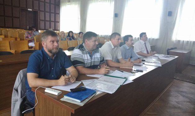 Захист міні-проектів Конкурсу «Громада своїми руками» по Галицькому району