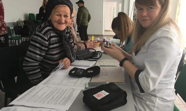 Всесвітній день діабету в Центрі громадської активності!