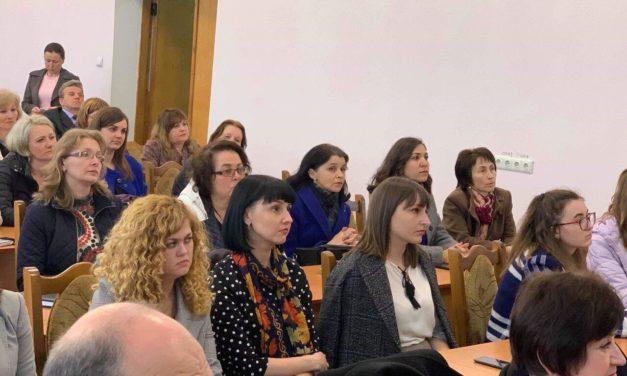 У Бурштині відбувся міжнародний науково-методичний семінар «Нова Українська школа: співпраця закладів середньої та вищої освіти, як підґрунтя підвищення якості професійної підготовки учителів».