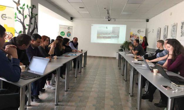 Фінальна презентація концепції відпочинкової зони навколо Бурштинського водосховища від компанії Дельта Інженіринг!