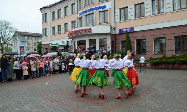 Великодні фестини 2019 у Бурштині!