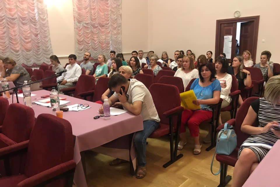Відбулась презентація міні-проектів конкурсу «Громада своїми руками» у м. Бурштин.